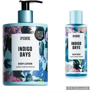 New Victoria's Secret PINK Indigo Days